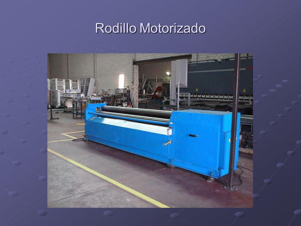 Rodillo Motorizado
