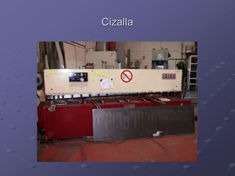 Cizalla