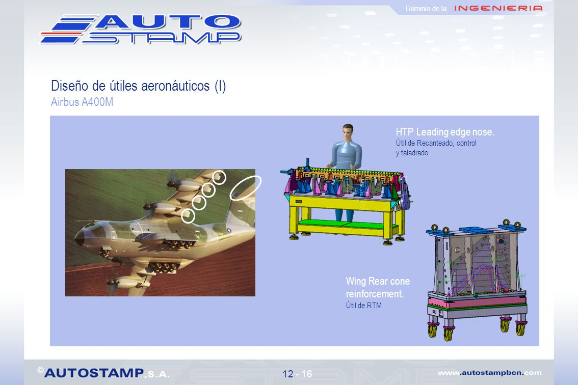 Diseño de útiles aeronáuticos (I)