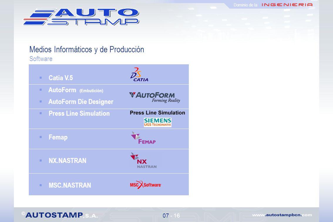 Medios Informáticos y de Producción