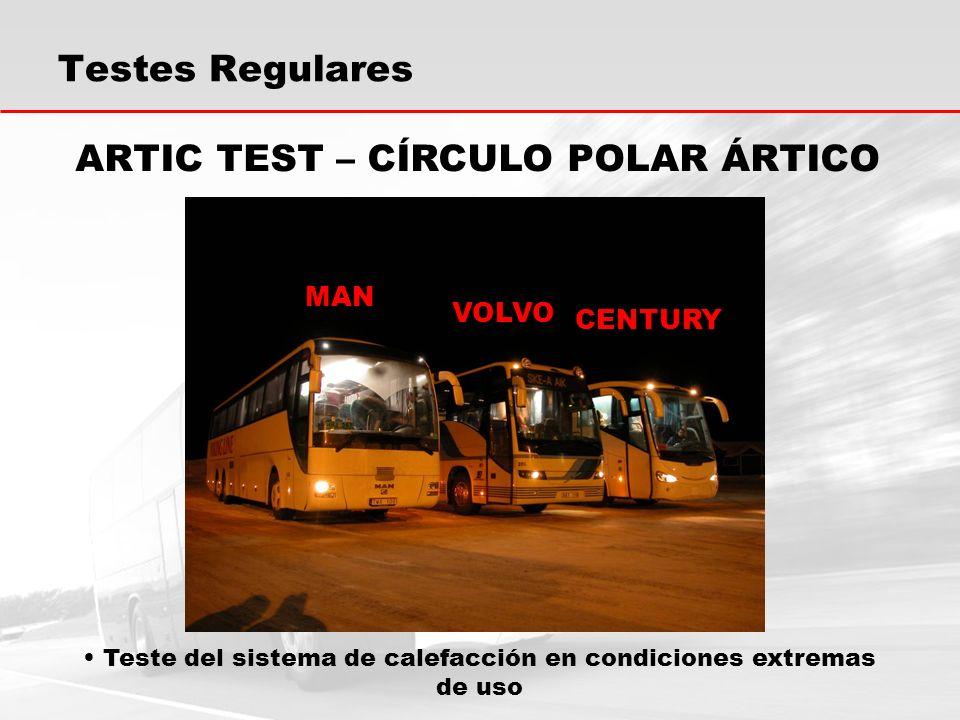 ARTIC TEST – CÍRCULO POLAR ÁRTICO