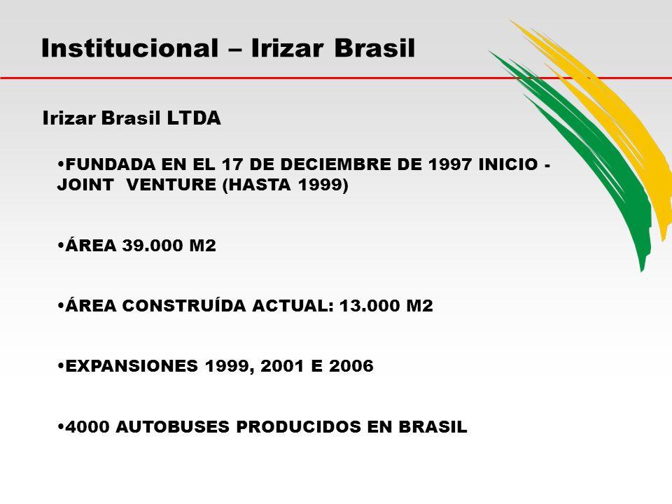 Institucional – Irizar Brasil