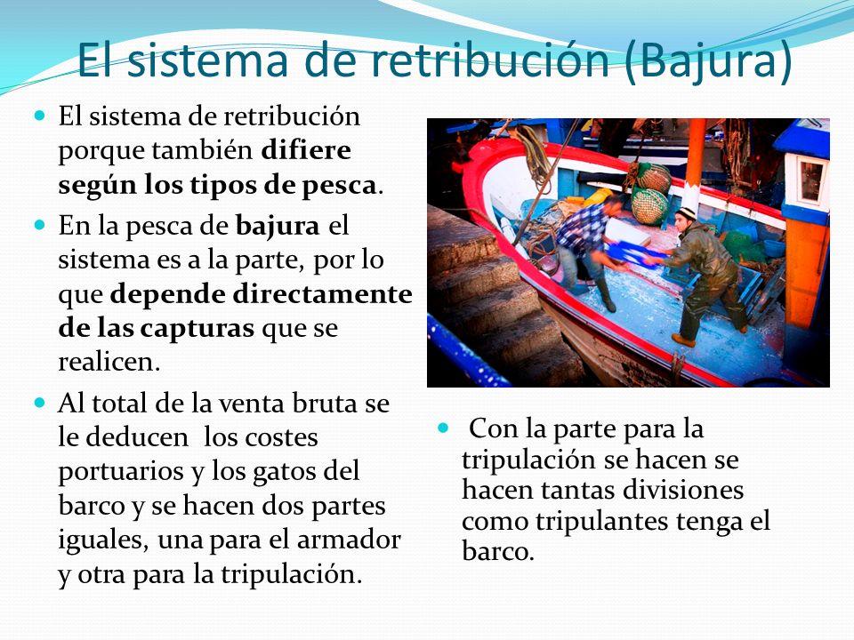 El sistema de retribución (Bajura)