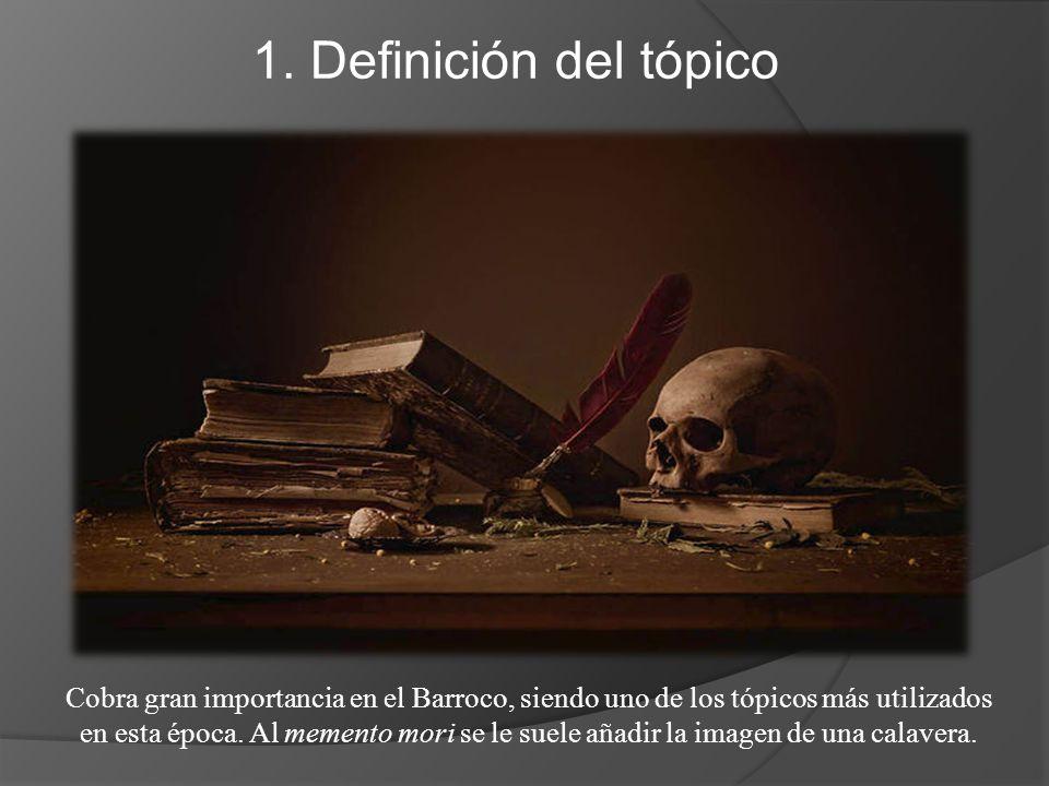 1. Definición del tópico