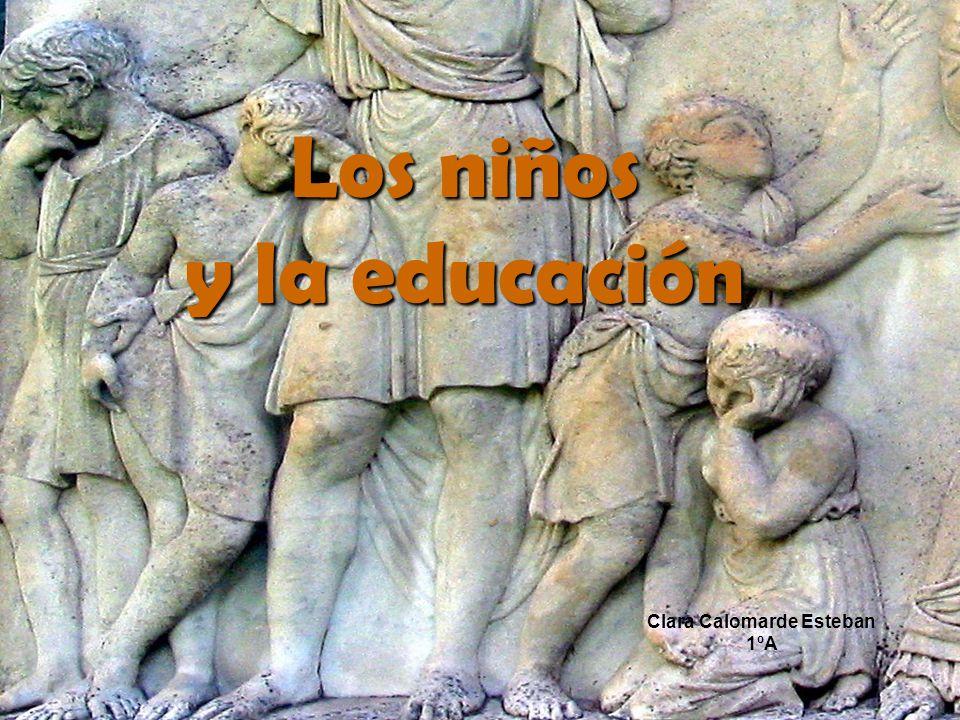 Los niños y la educación