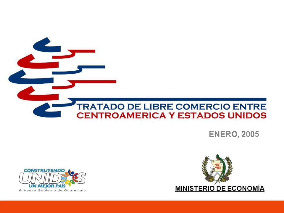 ENERO, 2005 MINISTERIO DE ECONOMÍA