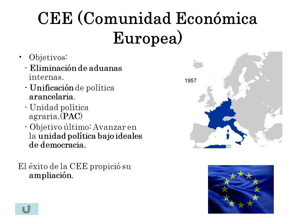 CEE (Comunidad Económica Europea)