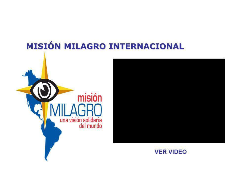 MISIÓN MILAGRO INTERNACIONAL