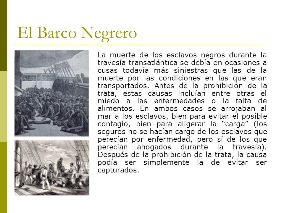 El Barco Negrero
