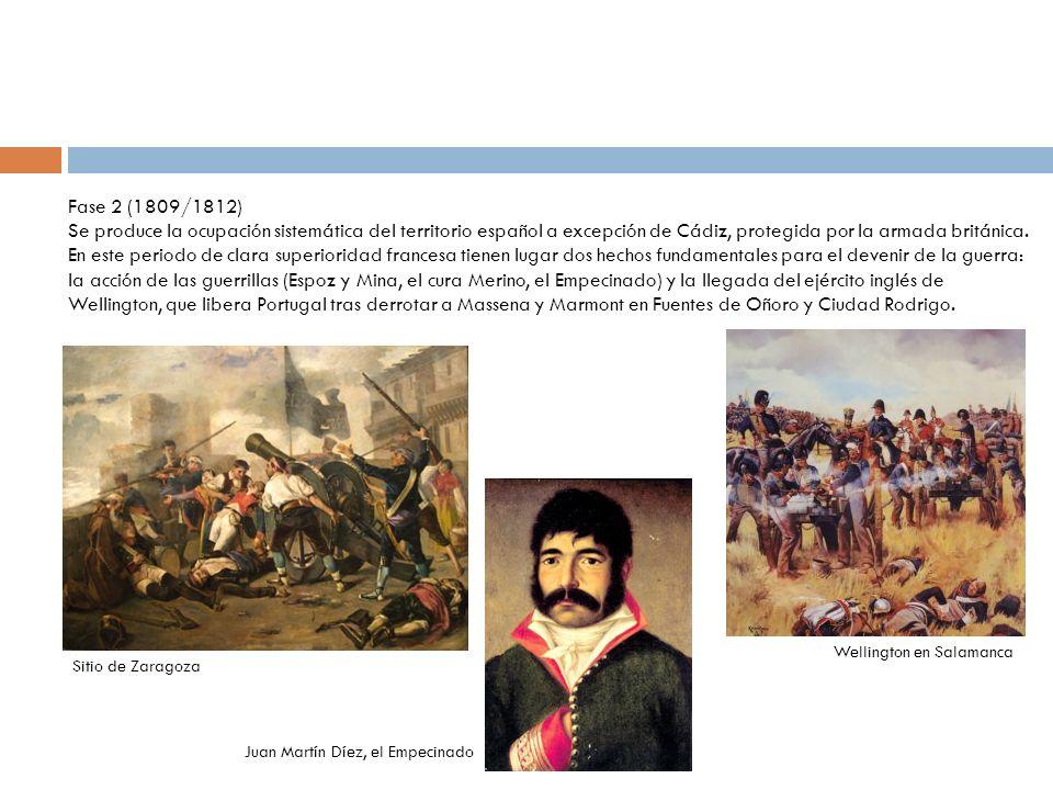 Fase 2 (1809/1812)