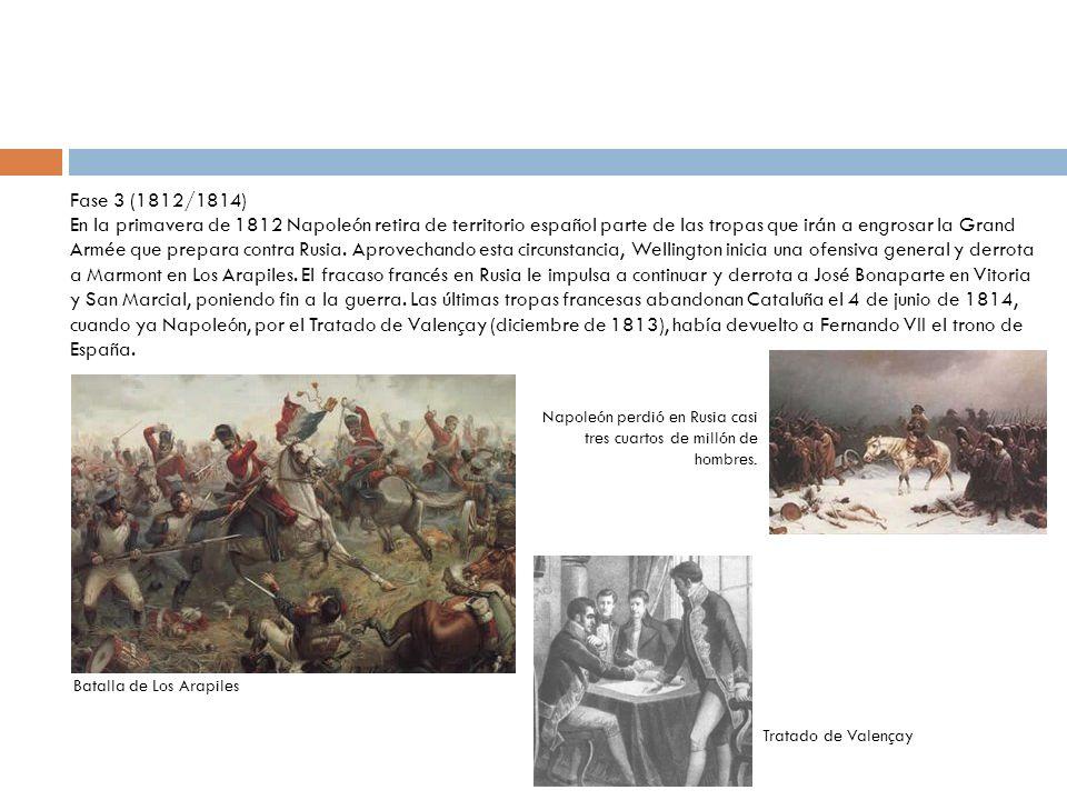 Fase 3 (1812/1814)