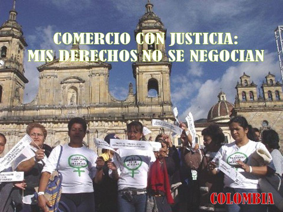 COMERCIO CON JUSTICIA: MIS DERECHOS NO SE NEGOCIAN