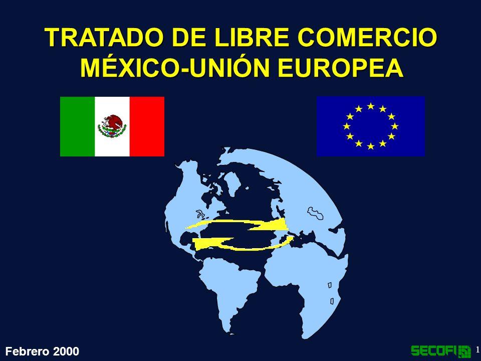 TRATADO DE LIBRE COMERCIO MÉXICO-UNIÓN EUROPEA