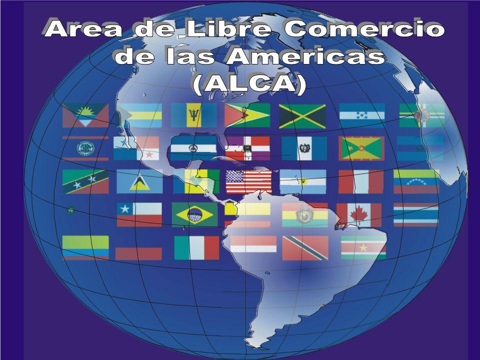 Area de Libre Comercio de las Americas (ALCA)