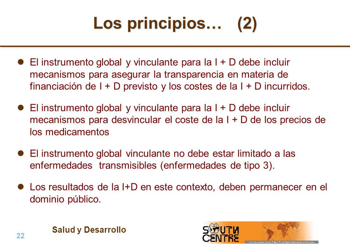 Los principios… (2)