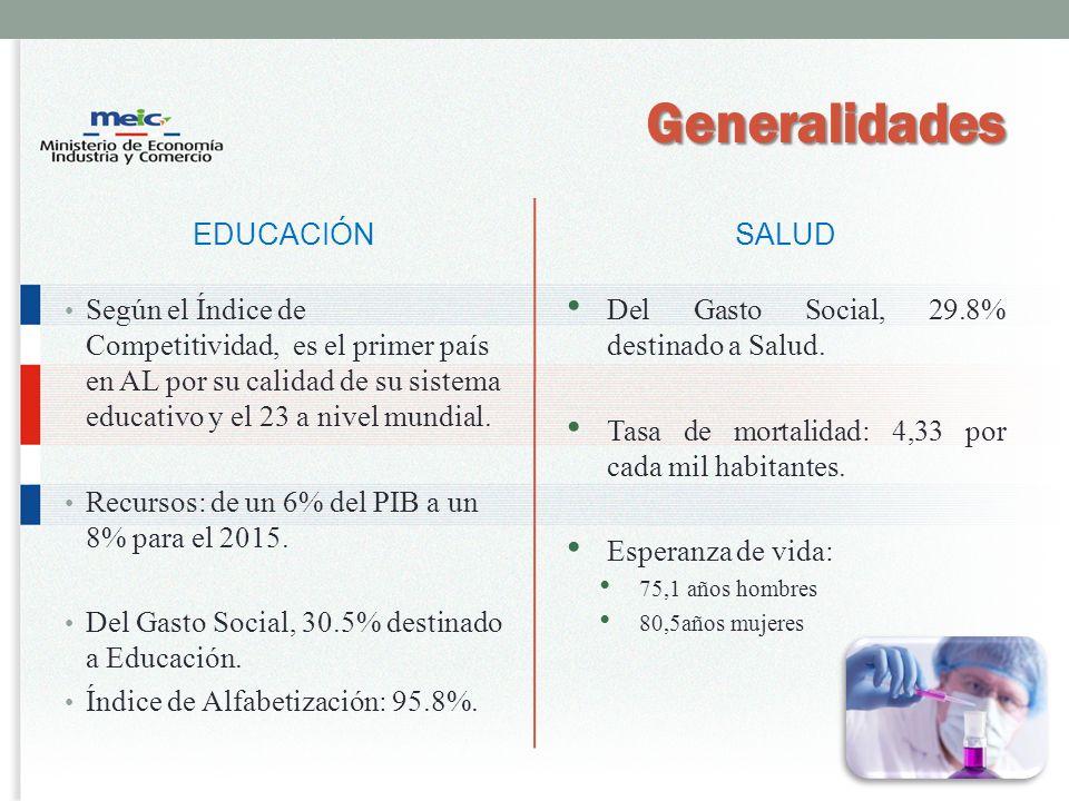 Generalidades EDUCACIÓN SALUD