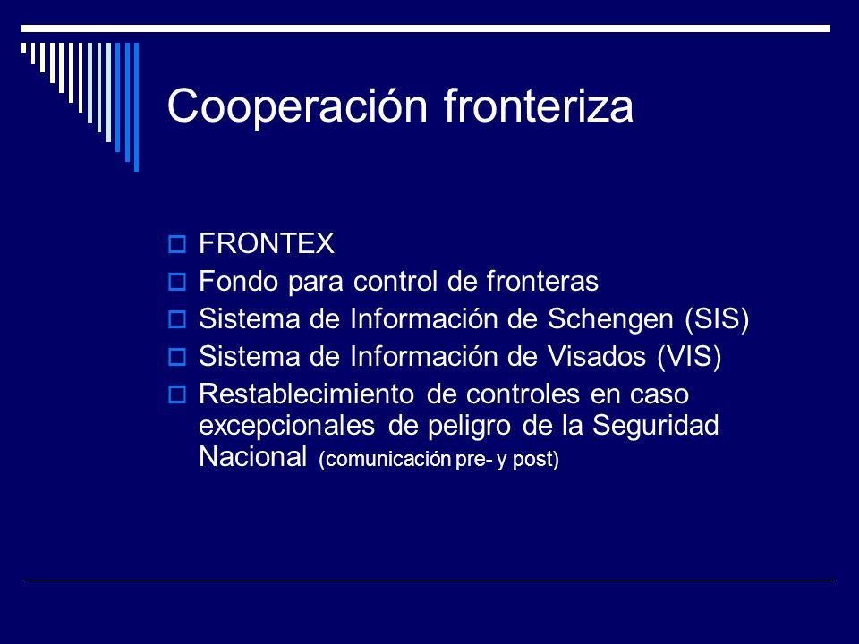 Cooperación fronteriza