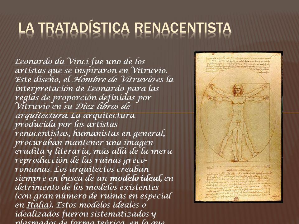La tratadística renacentista