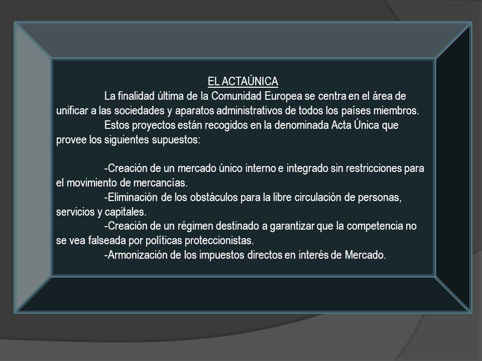 EL ACTAÚNICA