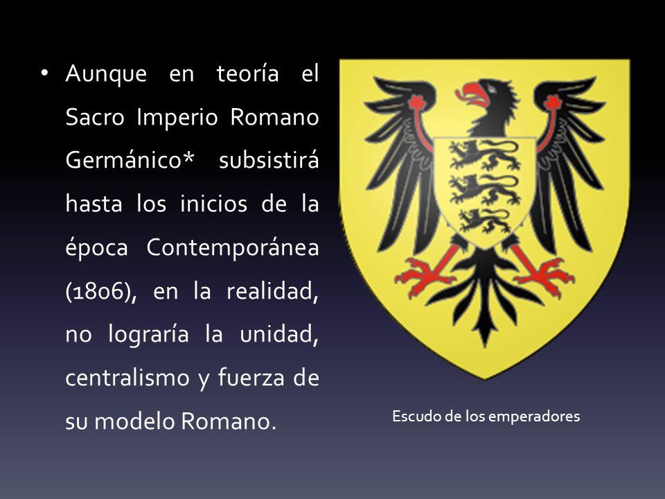 Escudo de los emperadores