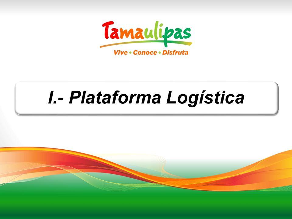 I.- Plataforma Logística