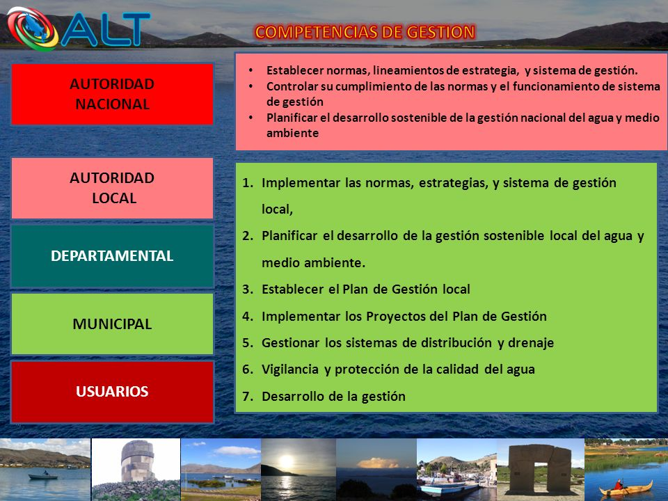 COMPETENCIAS DE GESTION