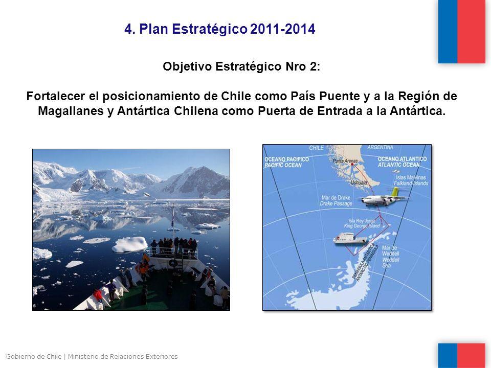 Objetivo Estratégico Nro 2: