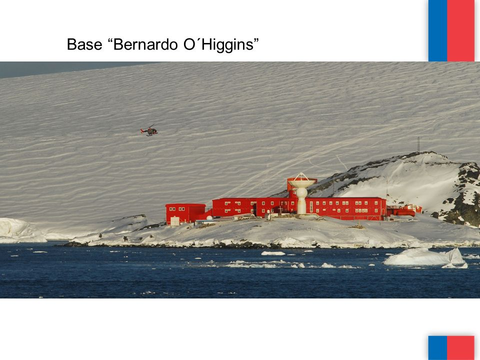 Base Bernardo O´Higgins