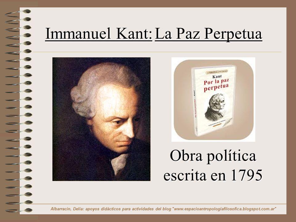 Obra política escrita en 1795