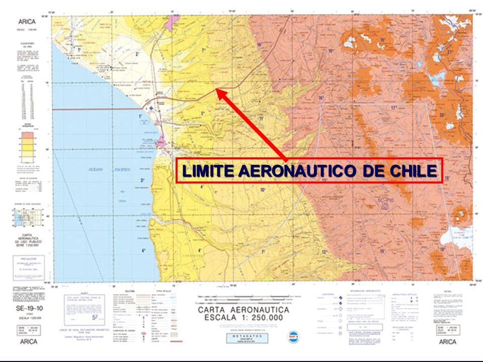 LIMITE AERONAUTICO DE CHILE