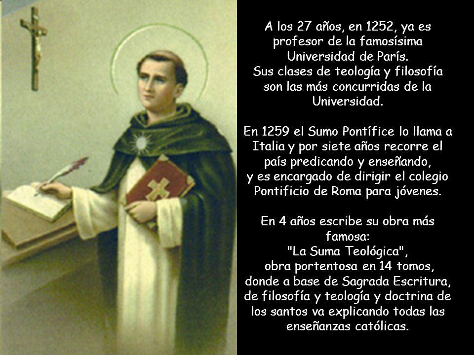 y es encargado de dirigir el colegio Pontificio de Roma para jóvenes.