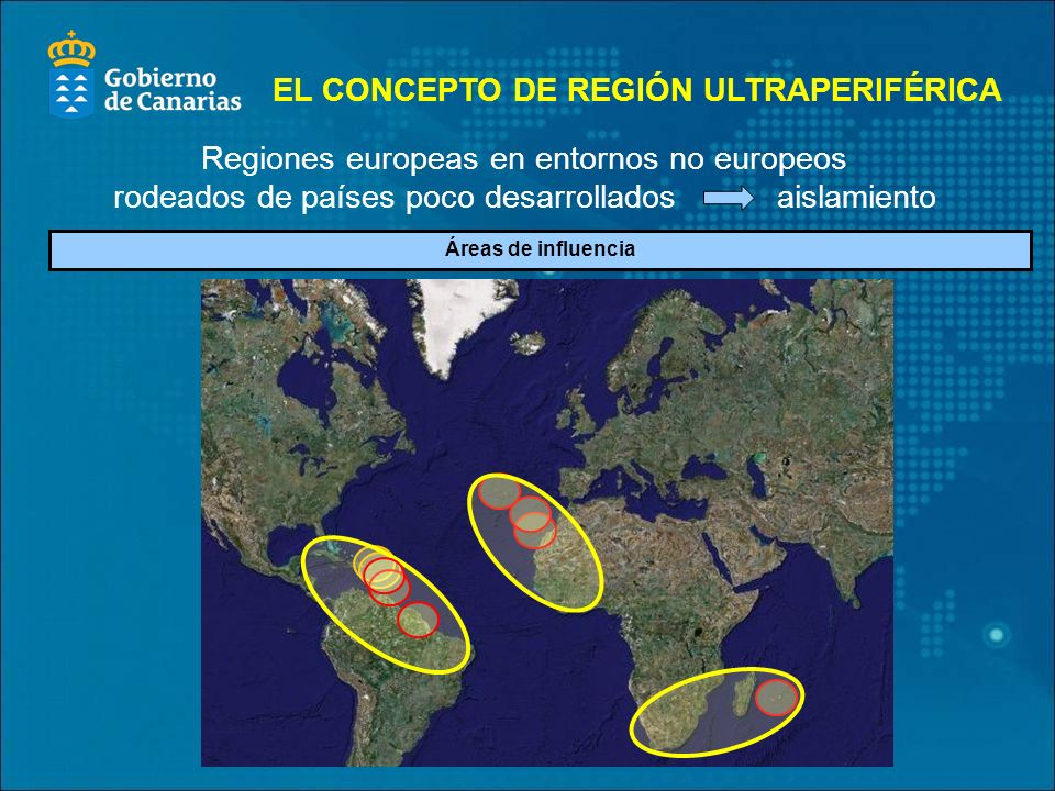 EL CONCEPTO DE REGIÓN ULTRAPERIFÉRICA