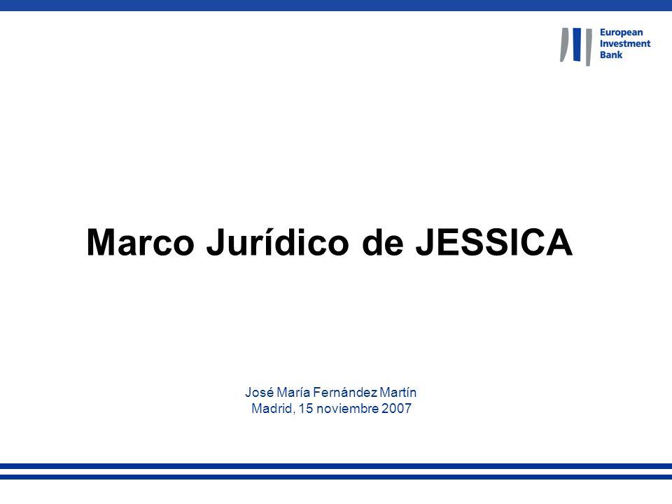 Marco Jurídico de JESSICA