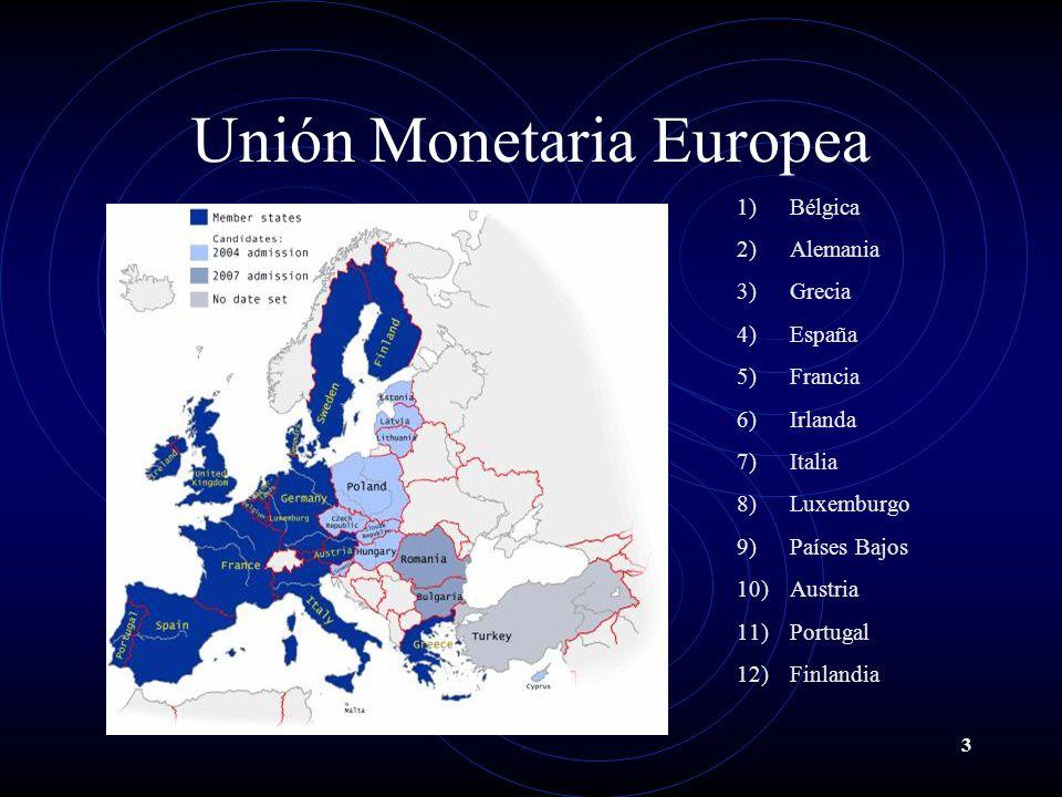 Unión Monetaria Europea