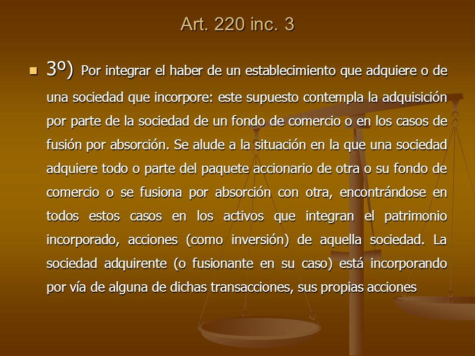 Art. 220 inc. 3