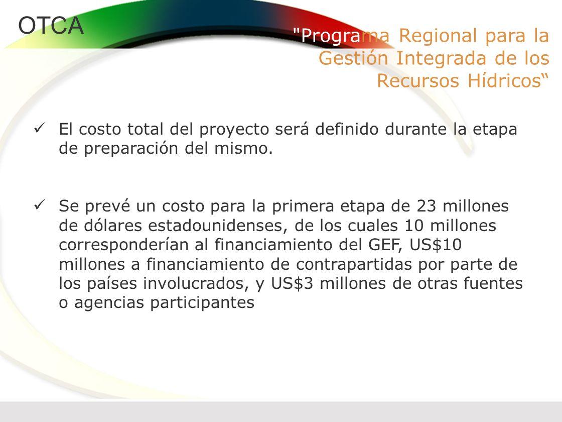 Programa Regional para la Gestión Integrada de los Recursos Hídricos