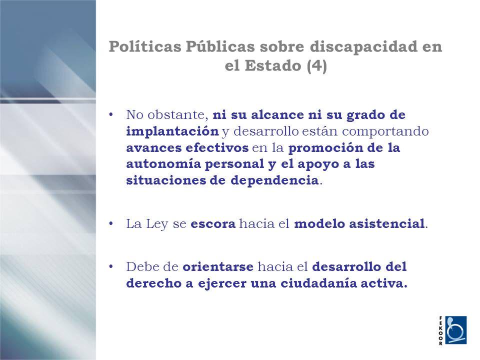 Políticas Públicas sobre discapacidad en el Estado (4)