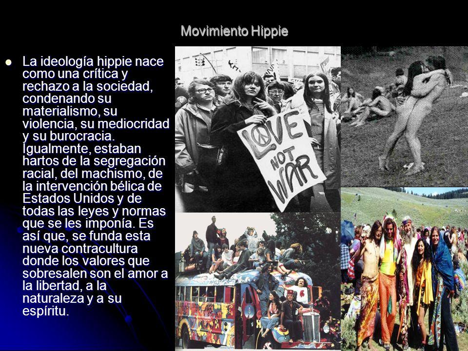 Movimiento Hippie