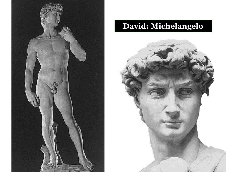 David: Michelangelo