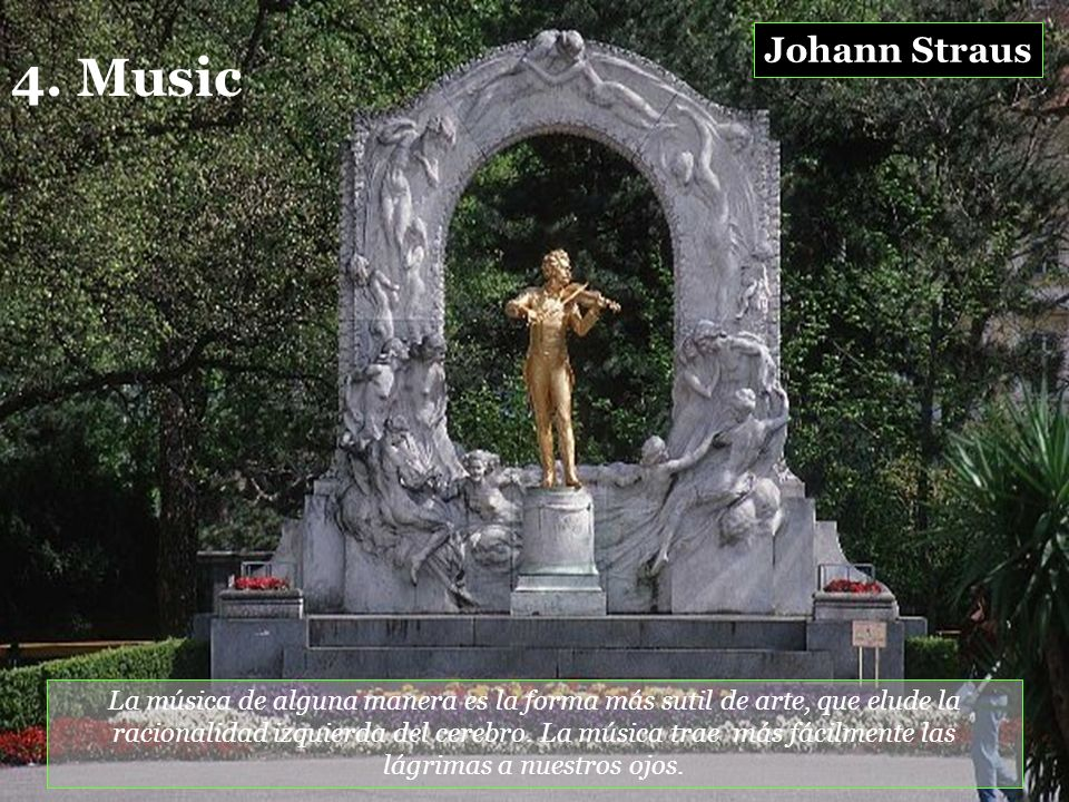 Johann Straus 4. Music.