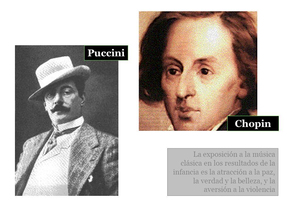 Puccini Chopin.