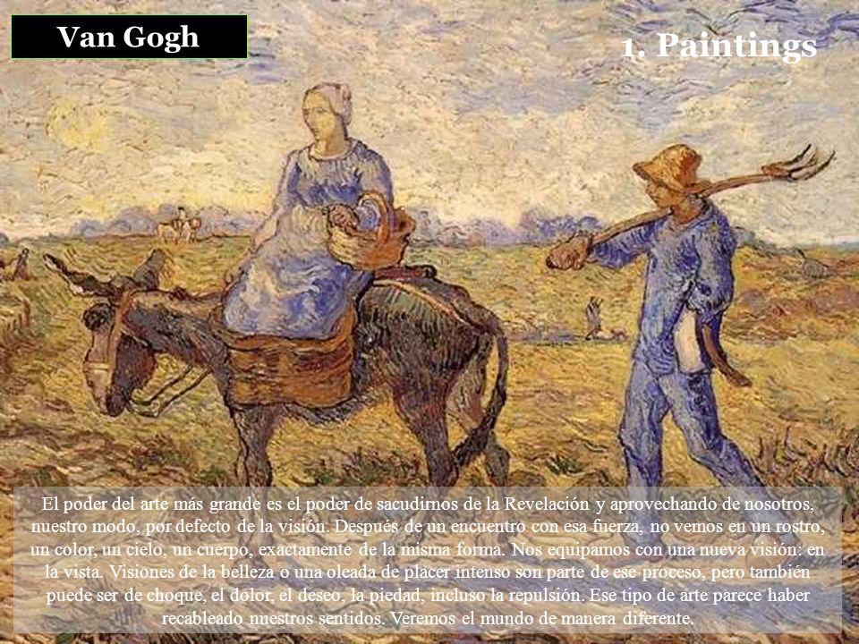 Van Gogh 1. Paintings.