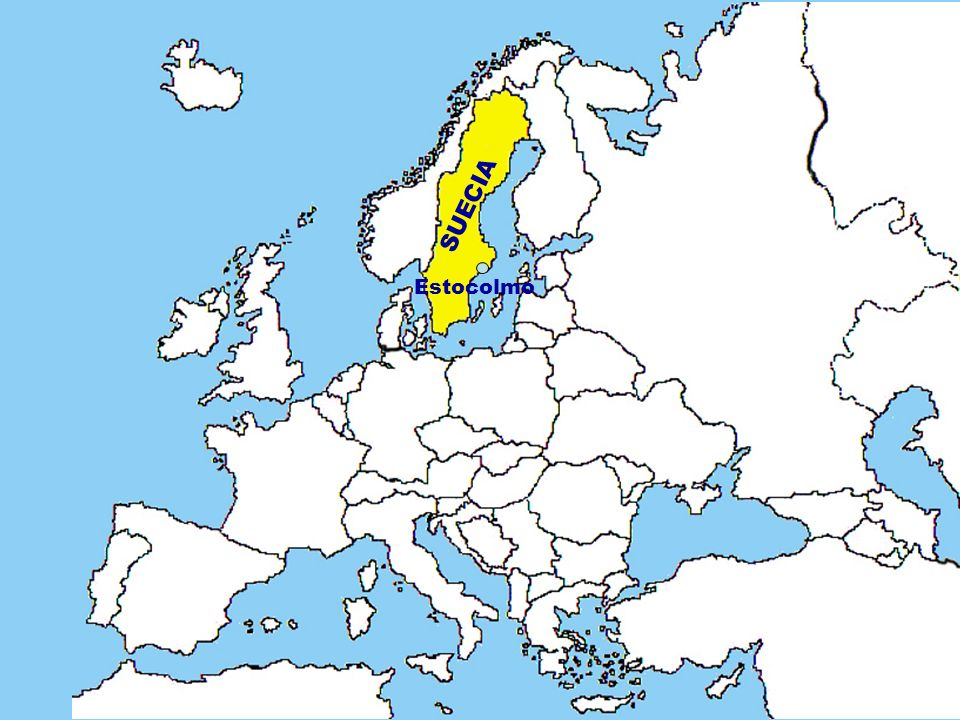 SUECIA Estocolmo