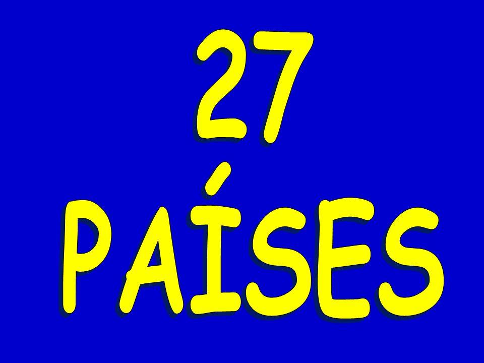 27 PAÍSES