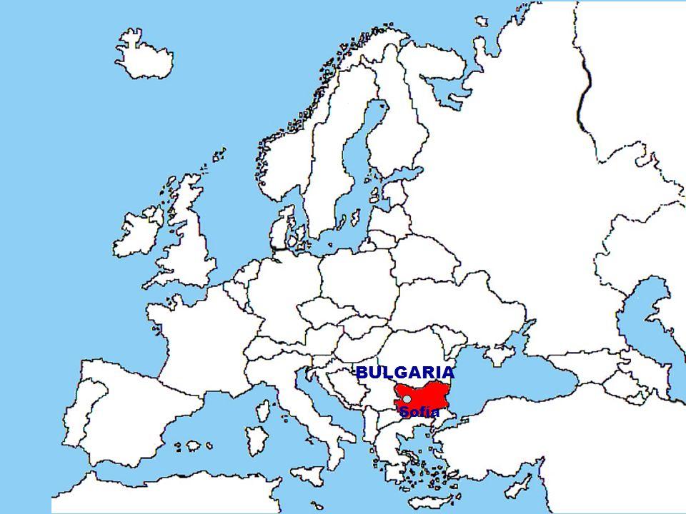 BULGARIA Sofía