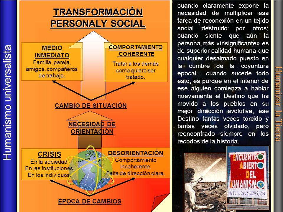 Humanismo universalista