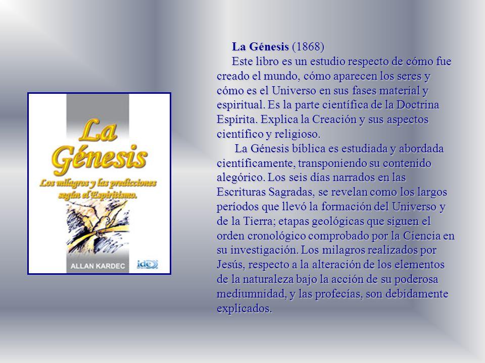 La Génesis (1868)