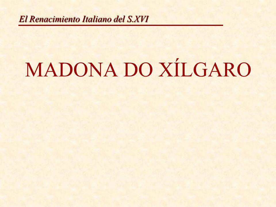 MADONA DO XÍLGARO