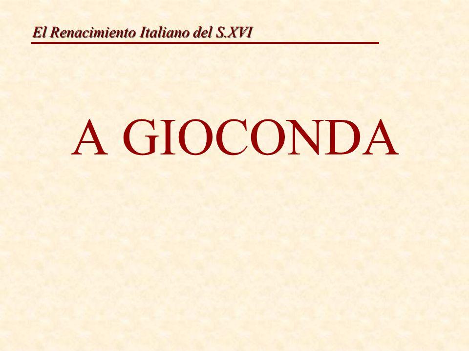 A GIOCONDA