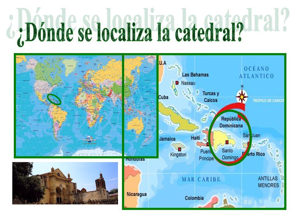 ¿Dónde se localiza la catedral